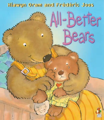 All Better Bears by Hiawyn Oram