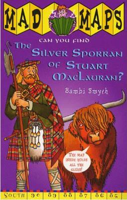 Silver Sporran of Stuart MacLauren by Bambi Smyth