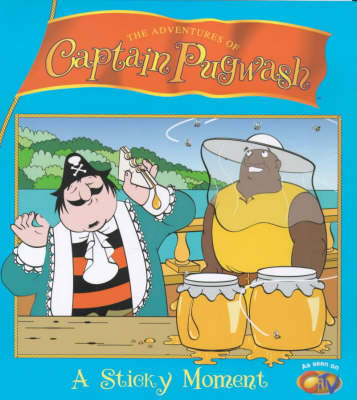 Captain Pugwash Sticky Moment by Sally Byford