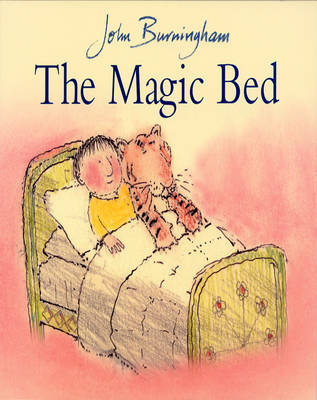 The Magic Bed by John Burningham