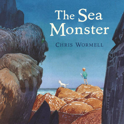 The Sea Monster by Christopher Wormell