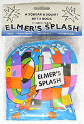 Elmer's Splash by David McKee