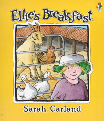 Ellie's Breakfast by Sarah Garland