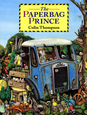 The Paperbag Prince by Colin Thompson