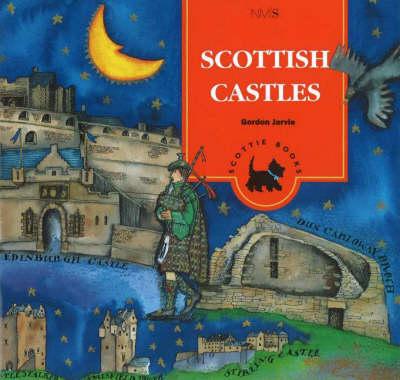 Scottish Castles Activity Book by Gordon Jarvie