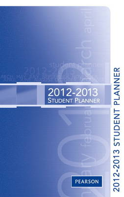 Premier Planner 2012-2013 by Prentice Hall SSCD