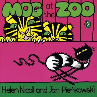 Mog at the Zoo by Helen Nicoll, Jan Pienkowski