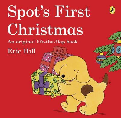 Spot's First Christmas by Eric Hill