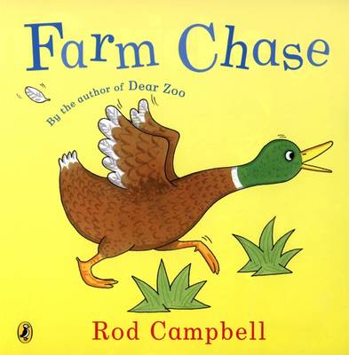 Farm Chase by Rod Campbell