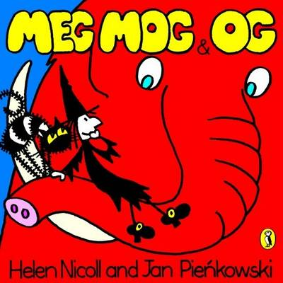 Meg, Mog And Og by Helen Nicoll