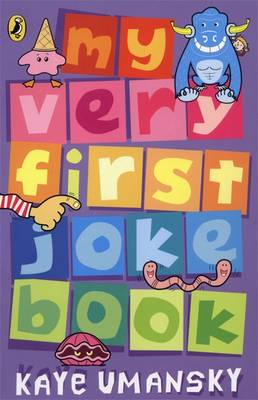 My Very First Joke Book by Kaye Umansky