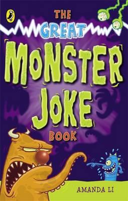 The Great Monster Joke Book by Amanda Li
