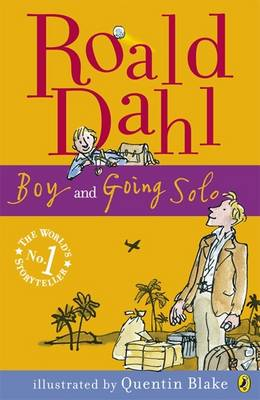 Boy and, Going Solo by Roald Dahl
