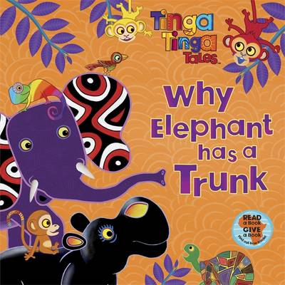Why Elephant Has a Trunk by
