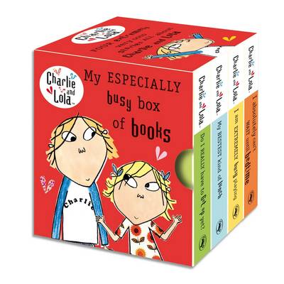 My Especially Busy Box of Books: Little Library by