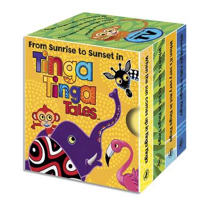 From Sunrise to Sunset in Tinga Tinga: Little Library by