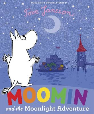 Moomin and the Moonlight Adventure by
