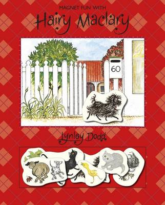 Magnet Fun with Hairy Maclary by Lynley Dodd