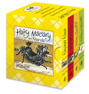 Hairy Maclary And Friends Little Library by Lynley Dodd