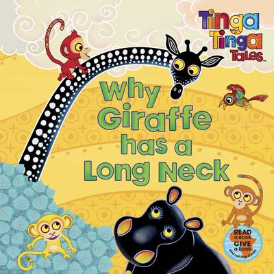 Why Giraffe Has a Long Neck by