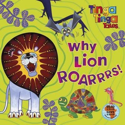 Why Lion Roarrrs! by