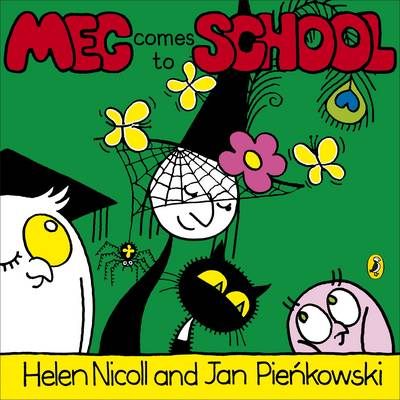 Meg Comes to School by Helen Nicoll