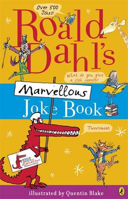 Roald Dahl's Marvellous Joke Book by