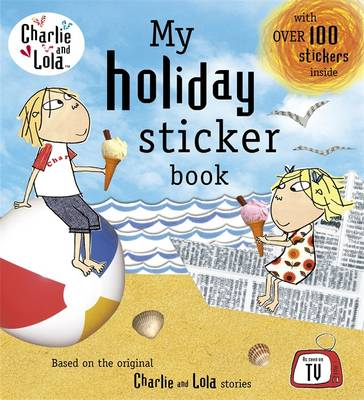 My Holiday Sticker Book by
