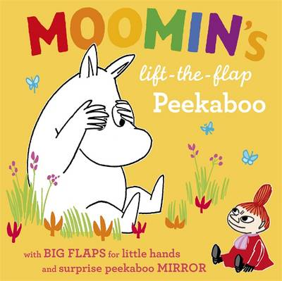 Moomin's Lift-the-Flap Peekaboo by