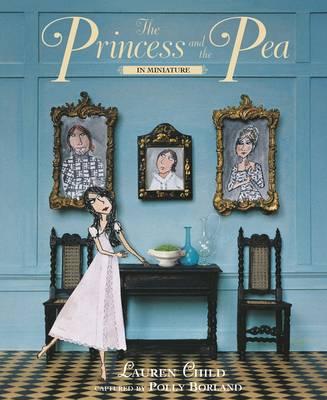 Princess & The Pea by Lauren Child