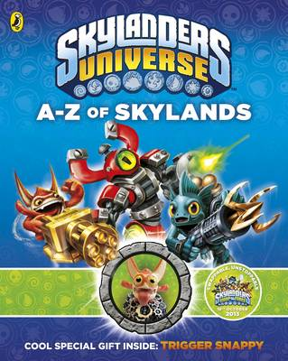 Skylanders: A to Z of Skylands by