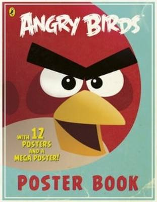 Angry Birds Poster Book by