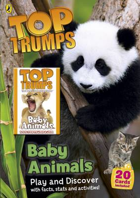 Top Trumps: Baby Animals by