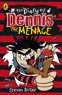 The Diary of Dennis the Menace by Steven Butler