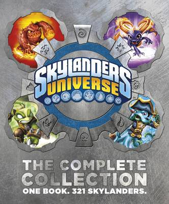 Skylanders Universe: The Complete Collection One Book. 321 Skylanders. by