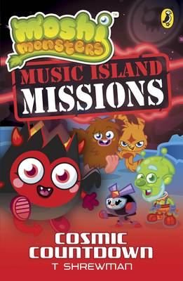 Music Island Missions 4: Cosmic Countdown by T. Shrewman
