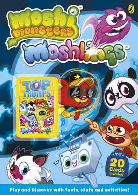 Moshi Monsters Moshlings Top Trumps by