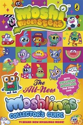 Moshi Monsters: The All-New Moshlings Collector's Guide by