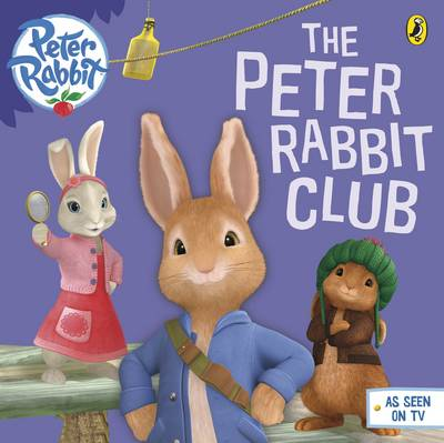 Peter Rabbit Animation: Peter's Club by Beatrix Potter