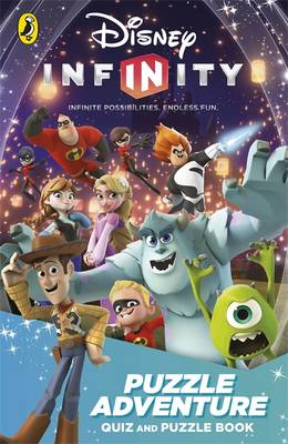 Disney Infinity Puzzle Adventure by