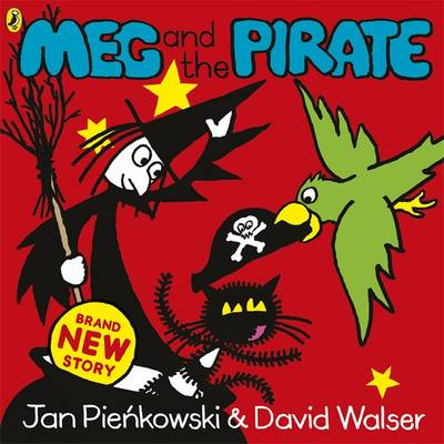 Meg And The Pirate by Jan Pienkowski