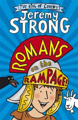 Romans on the Rampage by Jeremy Strong