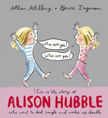Alison Hubble by Allan Ahlberg