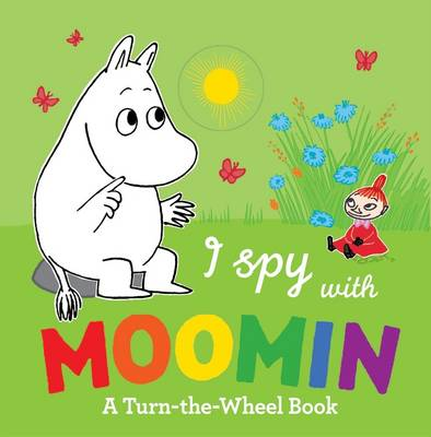 I Spy with Moomin by Tove Jansson