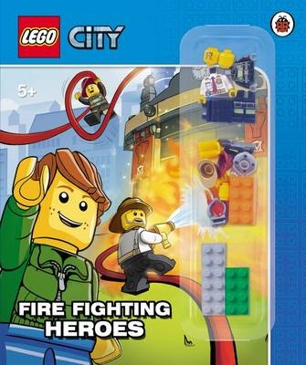 LEGO City: Fire Fighting Heroes Storybook by