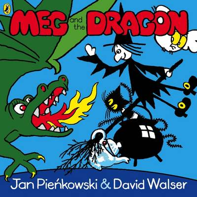 Meg And The Dragon by Jan Pienkowski