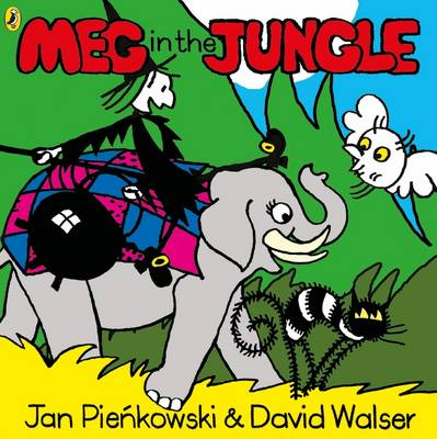 Meg in the Jungle by David Walser