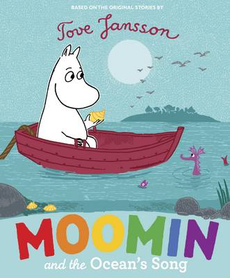 Moomin and the Ocean's Song by