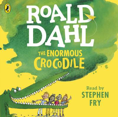 The Enormous Crocodile, by Roald Dahl