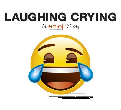 Emoji: Laughing Crying (an Official Emoji Story) by